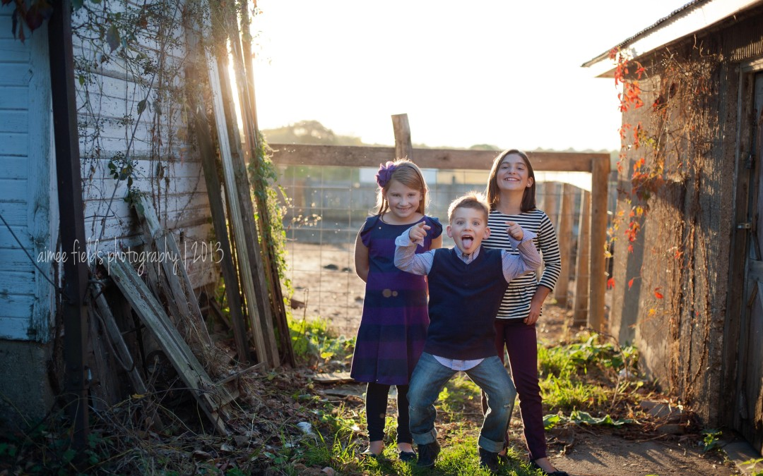 D Family at the Farm | St. Charles, IL